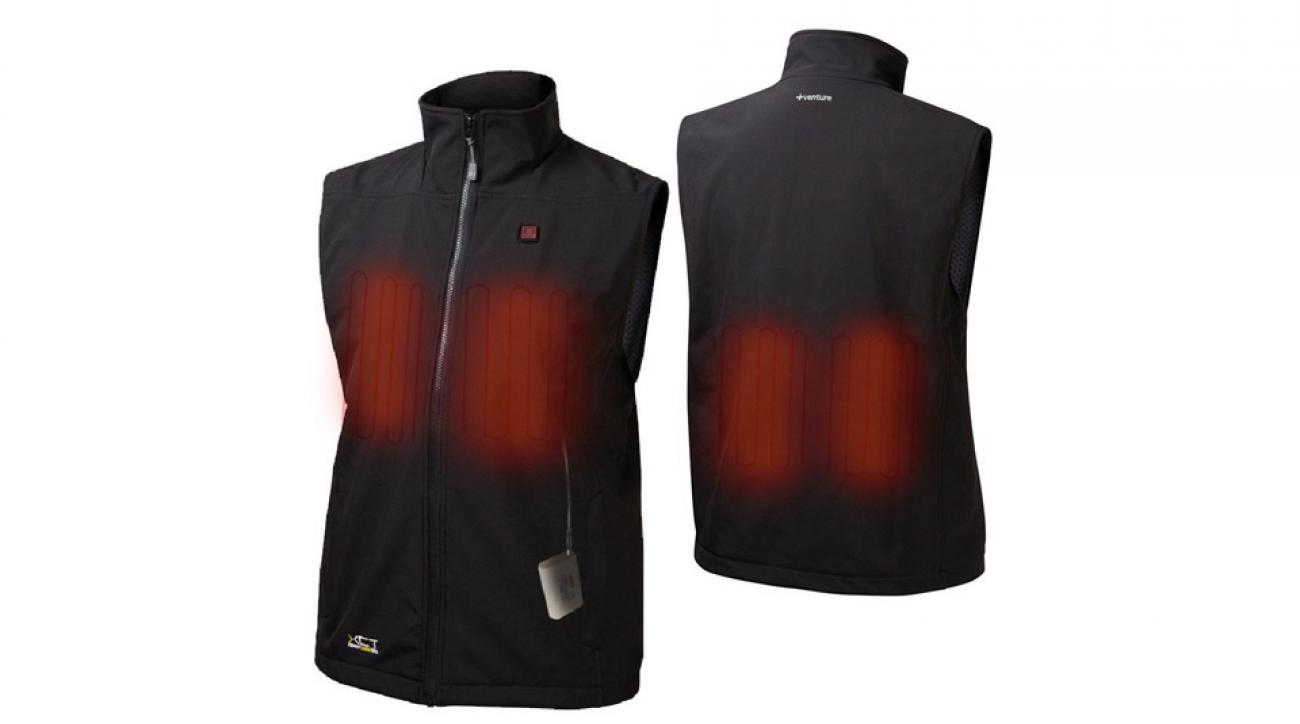 Battery-powered clothing could extend your golf season.