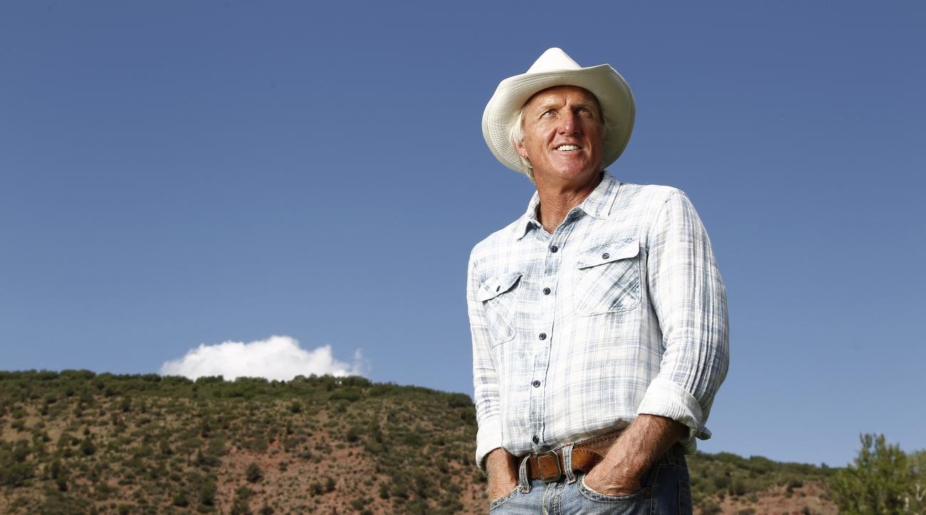 Greg Norman will be Fox Sports' lead analyst at the 2015 U.S. Open.