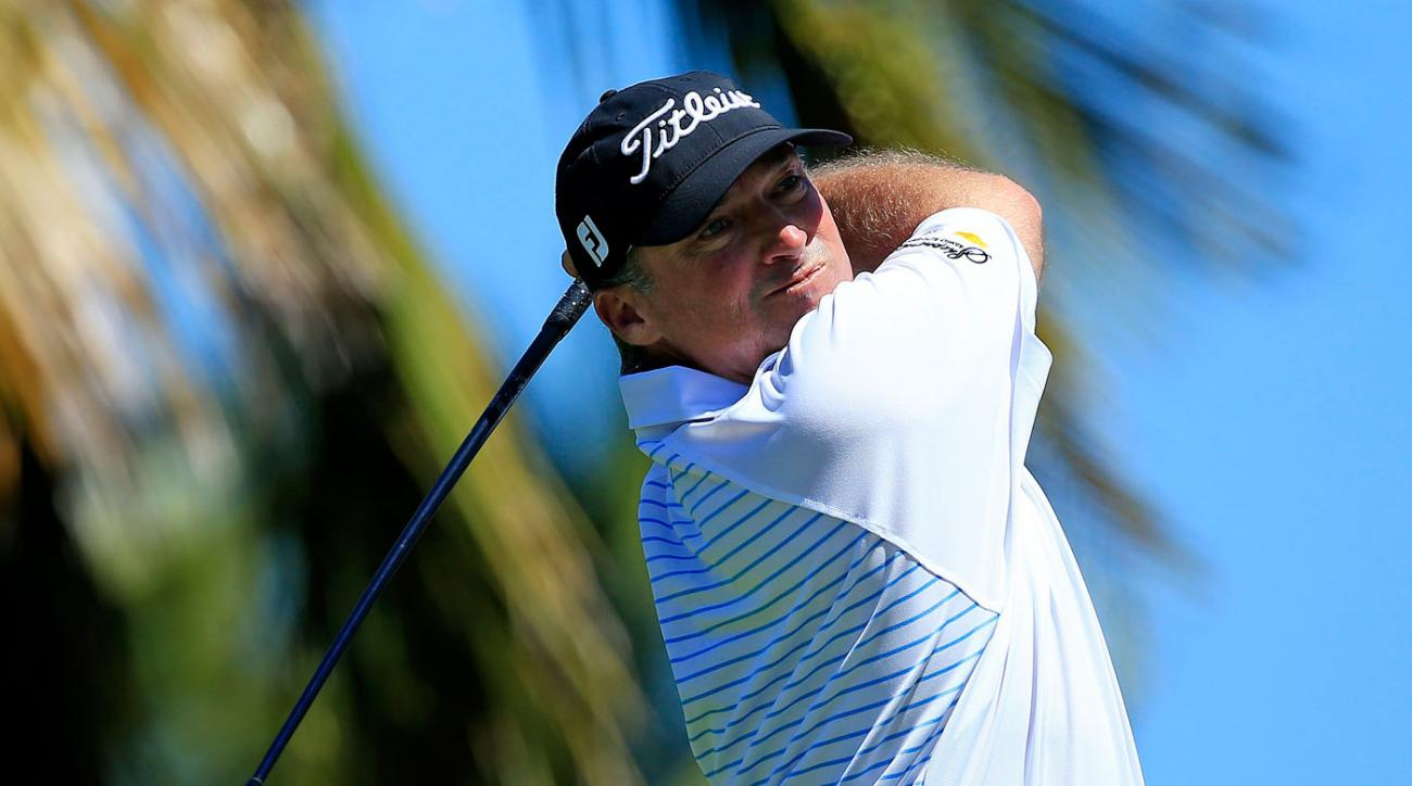 Chris Smith has a share of the lead through three rounds of the Puerto Rico Open.