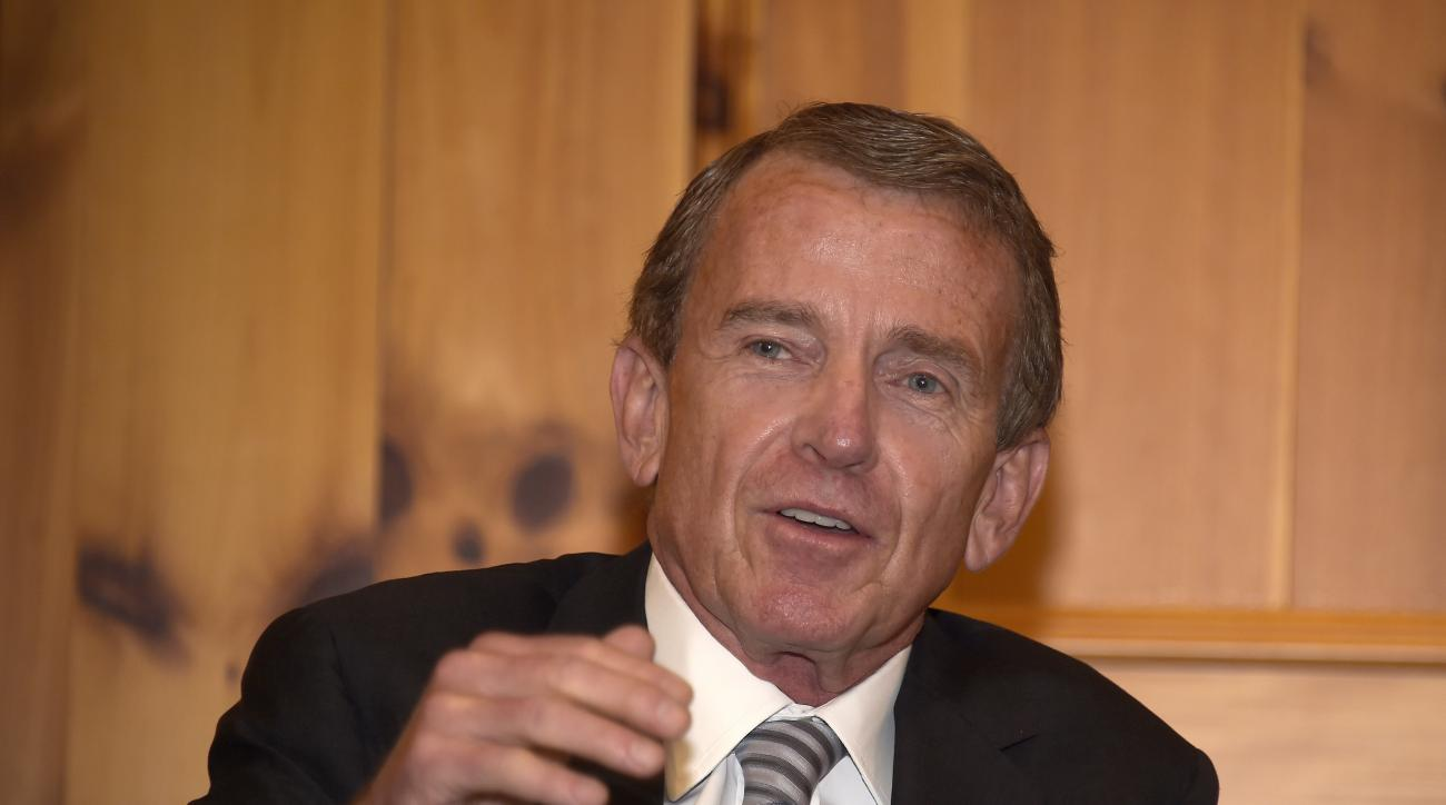 Tim Finchem has served as commissioner of the PGA Tour since 1994.