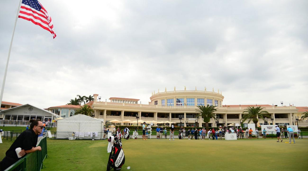The South Beach vibe at Doral makes it one of the best PGA Tour stops, writes Alan Shipnuck.