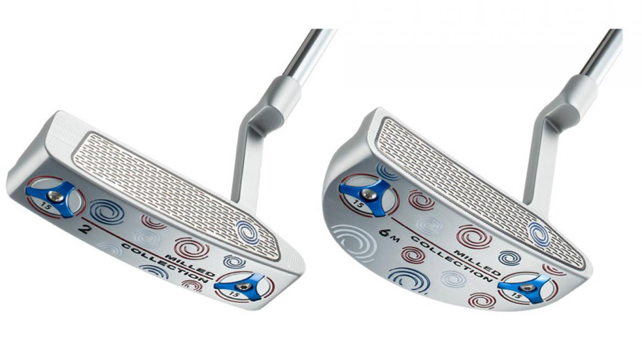Odyssey Milled Putters