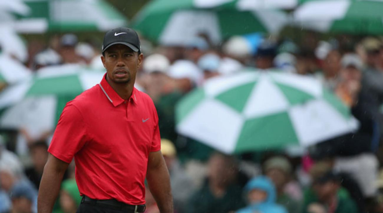 Regardless of his age, Tiger Woods will always be one of bettors' favorites at Augusta National.