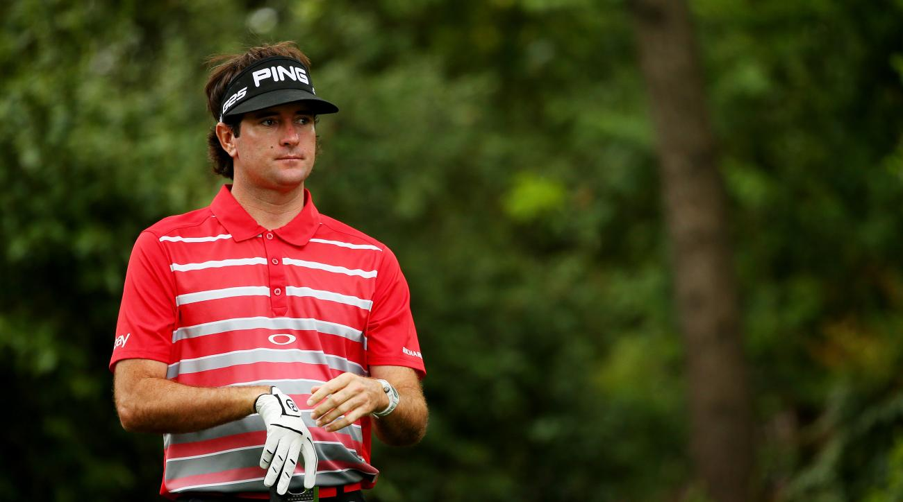 Watson returns to Augusta in peak form, where he'll seek at third career green jacket.