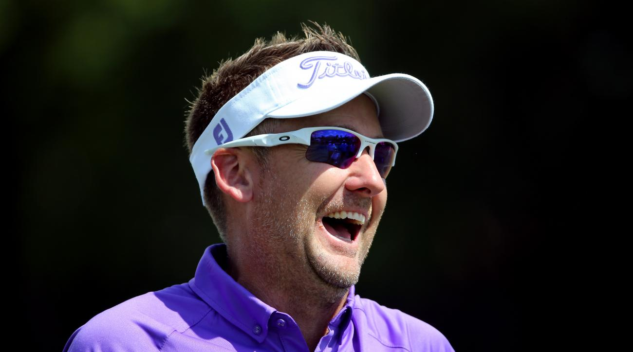 Ian Poulter's best Masters finish came in 2012, when he finished 7th.