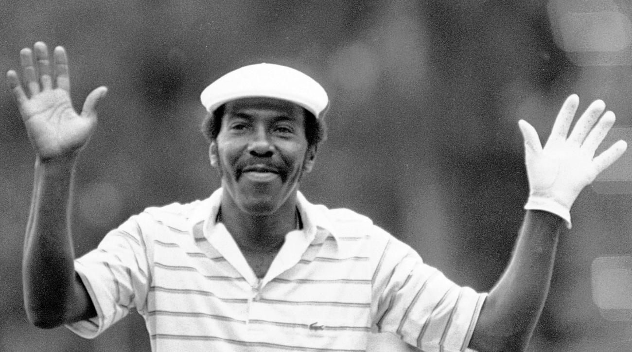 Peete won 12 times on Tour, including the 1985 Players Championship.