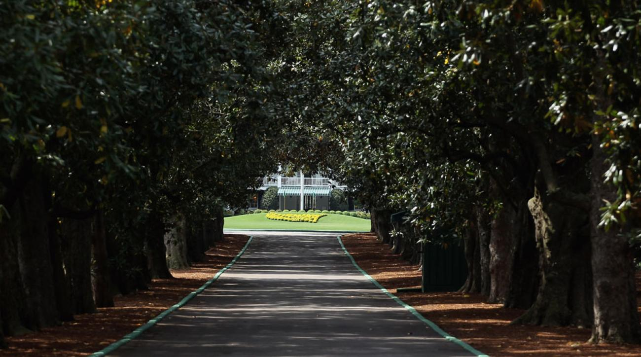 One of the hardest tickets in golf: the Masters.