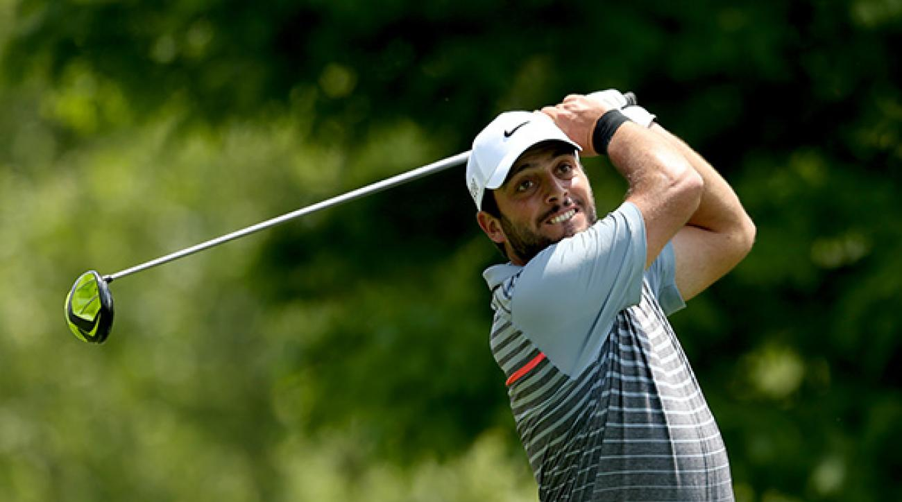 Francesco Molinari is one of six players recently added to the British Open field.