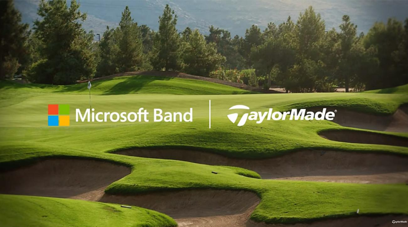 TaylorMade Golf and Microsoft announce a new partnership.