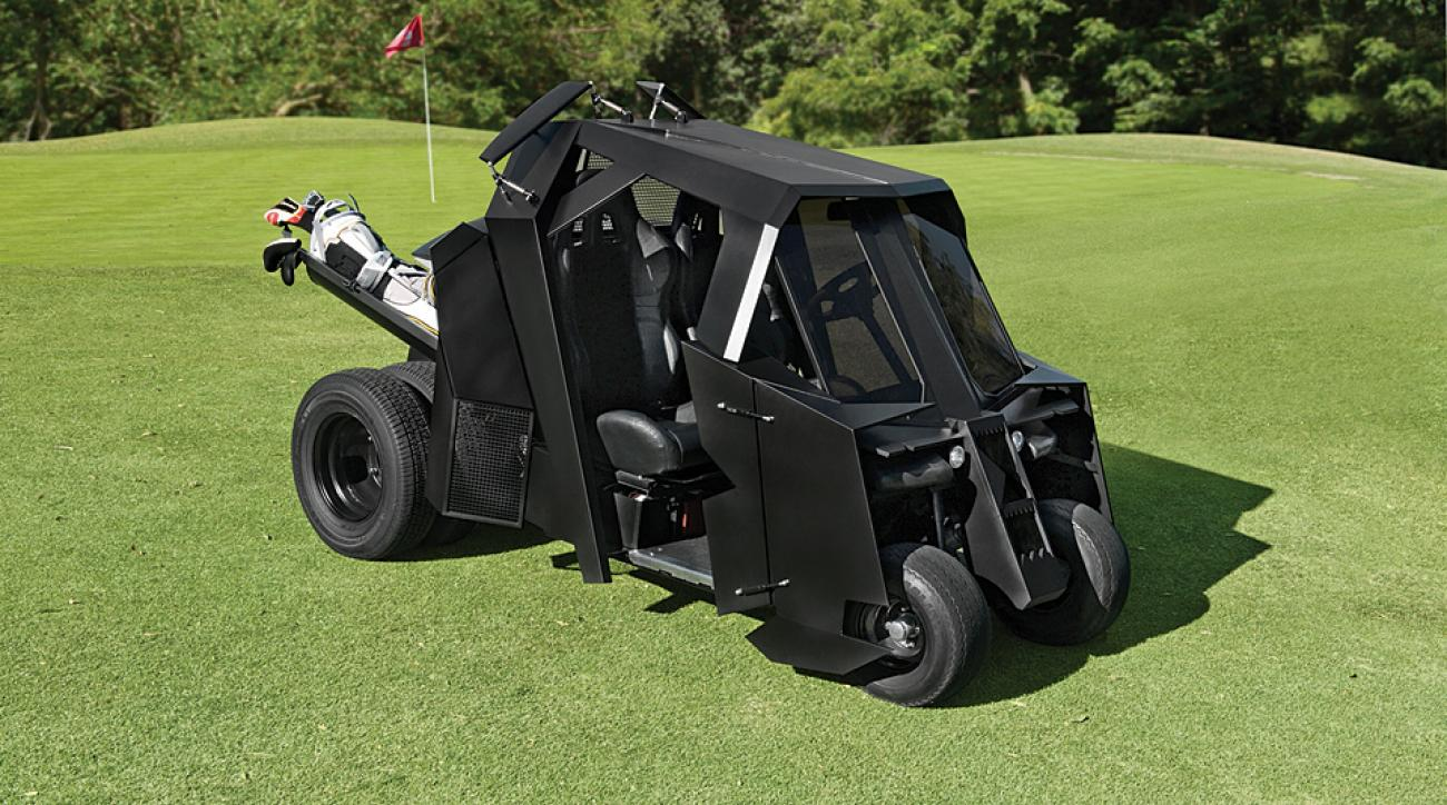 Costliest Car In The World >> Custom Golf Carts: 11 Golf Carts Guaranteed to Turn Heads At Your Club | GOLF.com