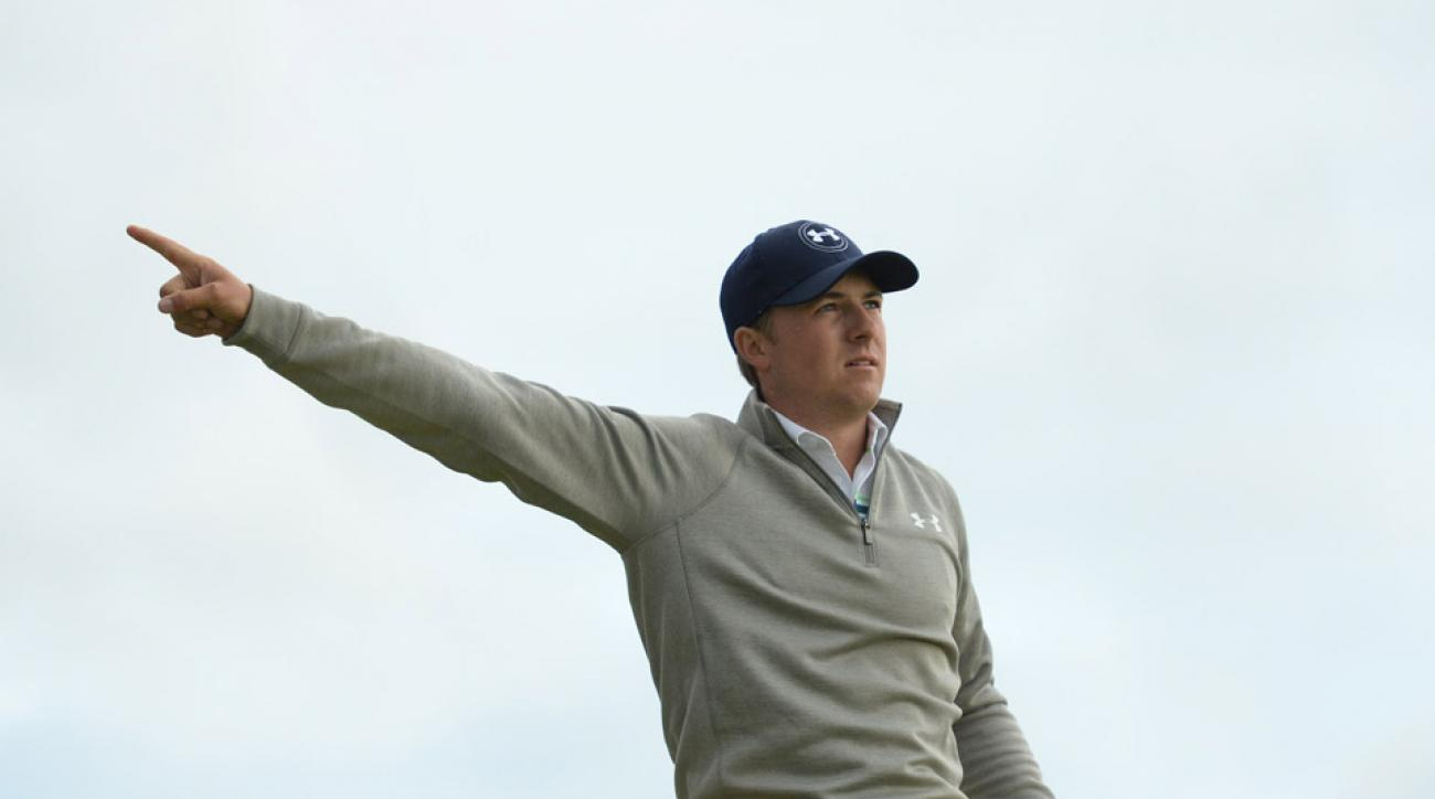 Jordan Spieth came one shot short of winning his third major in a row at St. Andrews.