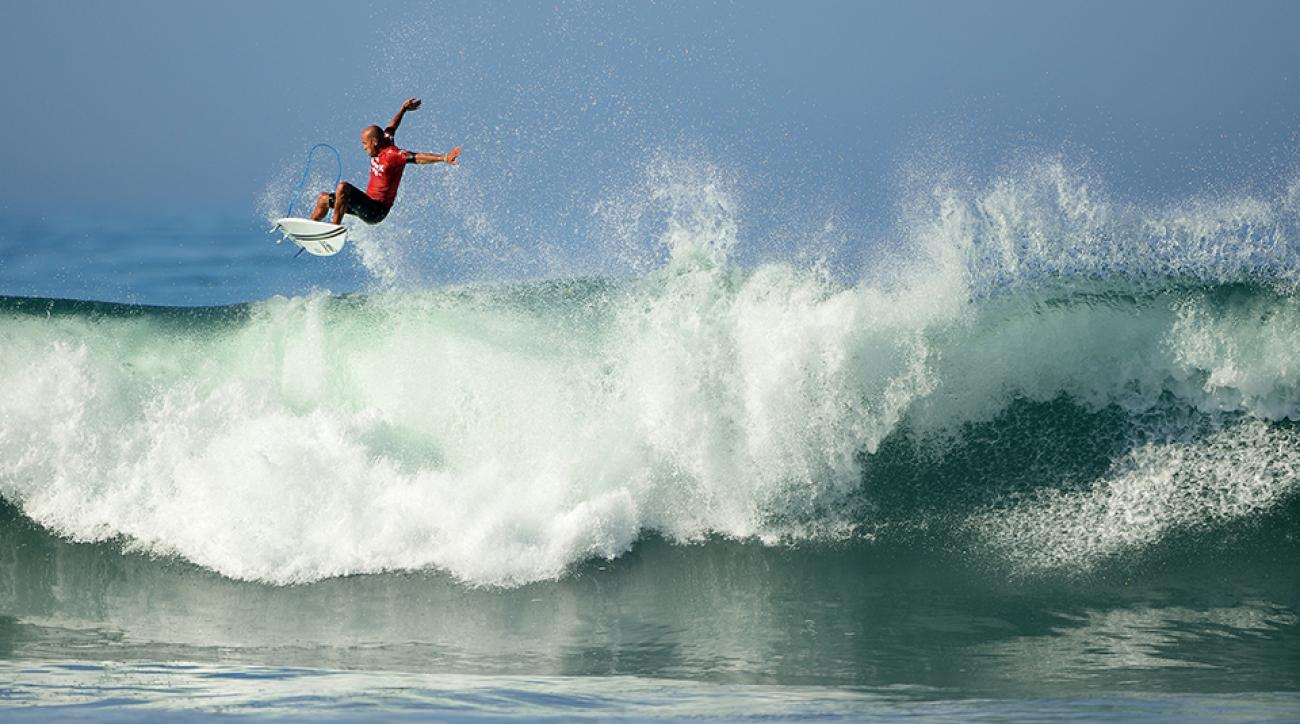 Surfing, like golf, is a sport that can become the driving force in a person's life.
