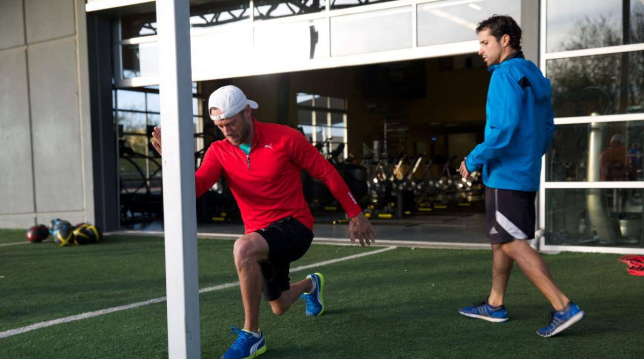 Now you can get Tour toned at the same facility as Tour winners like Graham DeLaet.