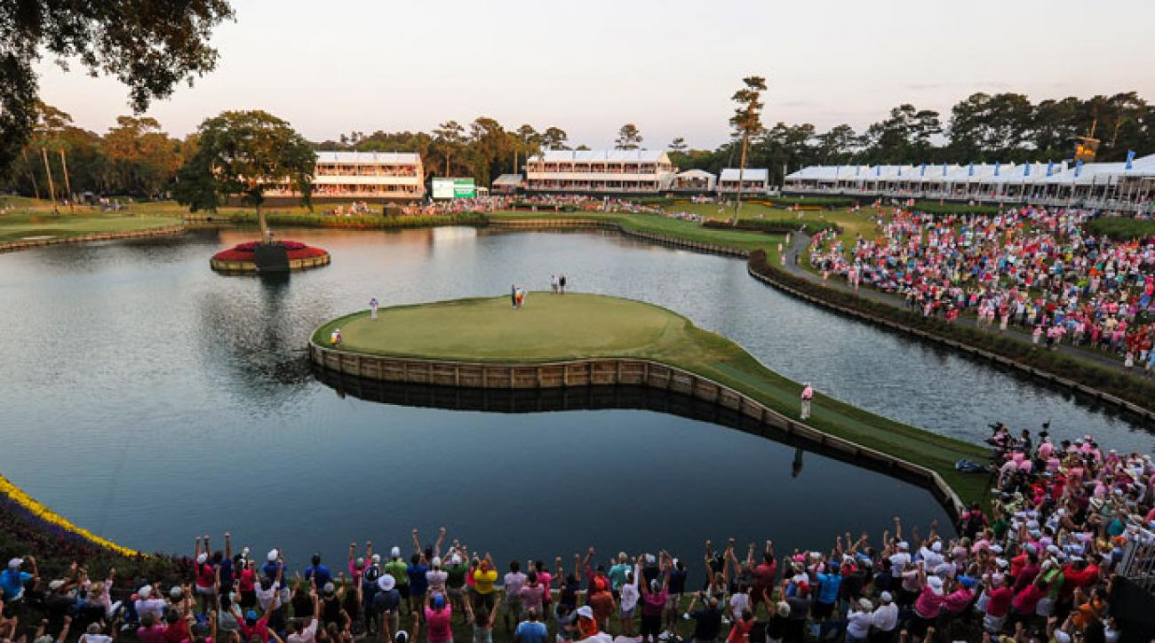 What happens when the best players in the world take on one of the most iconic holes in golf?