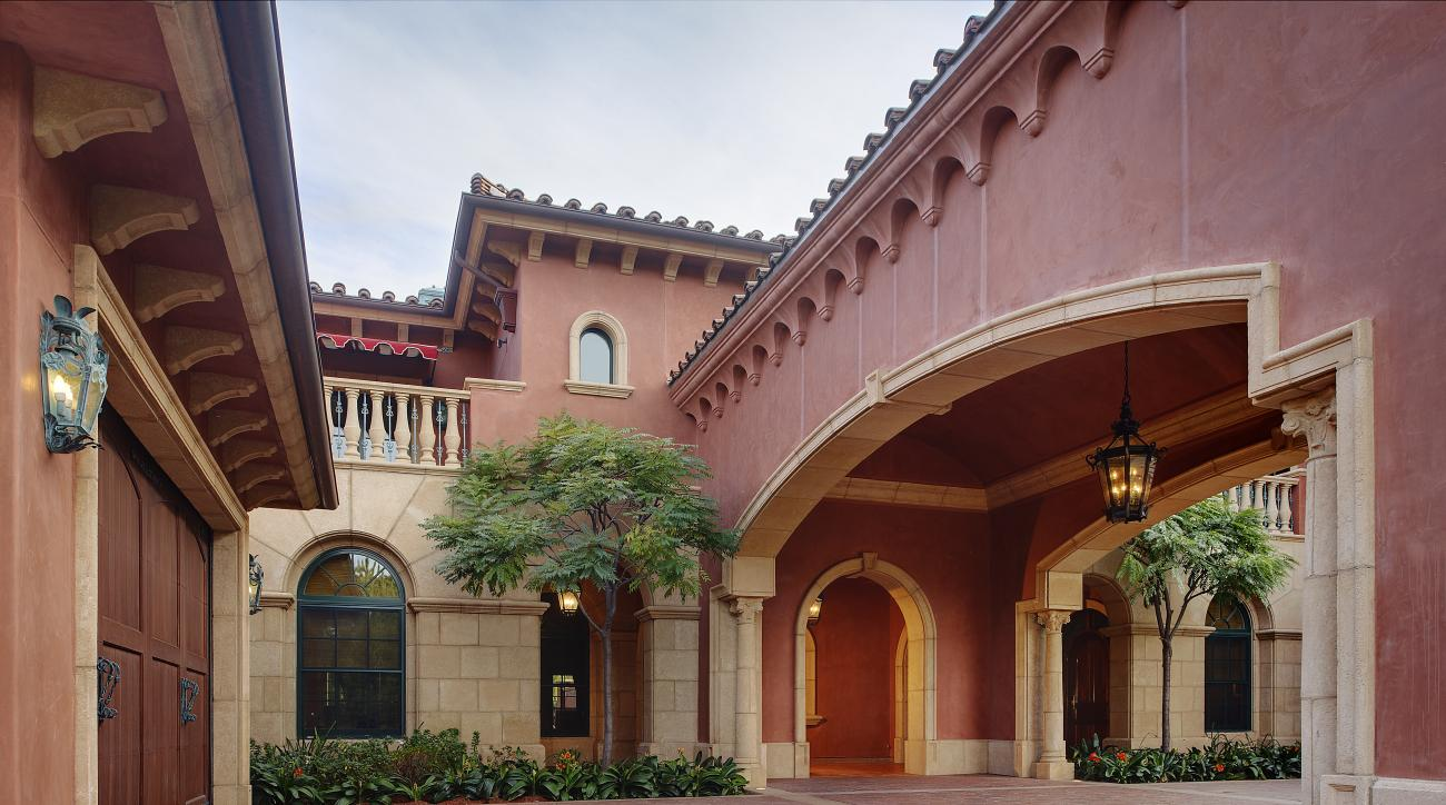 The two-story Villa Brisa measures a whopping 4,500 square feet.