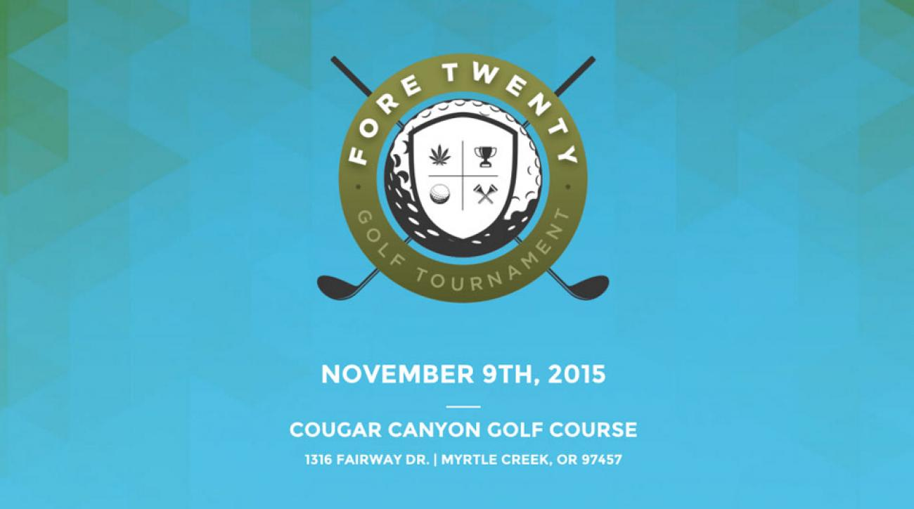 """The Fore Twenty """"Harvest"""" Tournament will be held at Cougar Canyon Golf Course on November 9."""