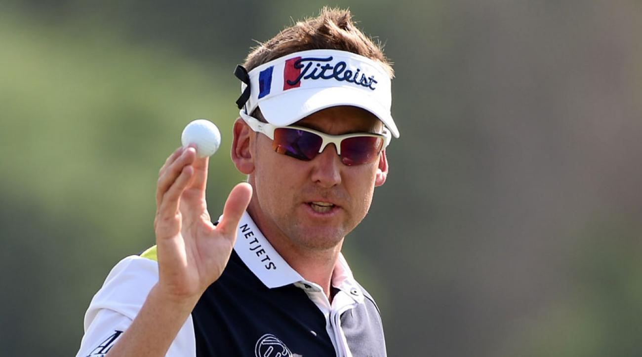 Ian Poulter has a history of making magic at the Ryder Cup for Team Europe.