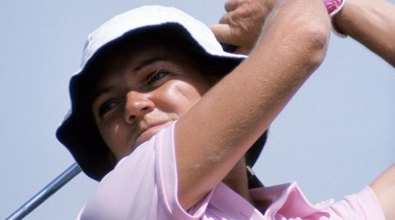 Jane Blalock won 27 times on the LPGA Tour.