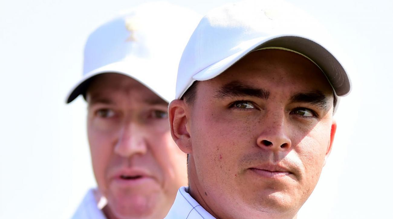 Jimmy Walker and Rickie Fowler were paired together during the third round of the Honda Classic on Saturday.