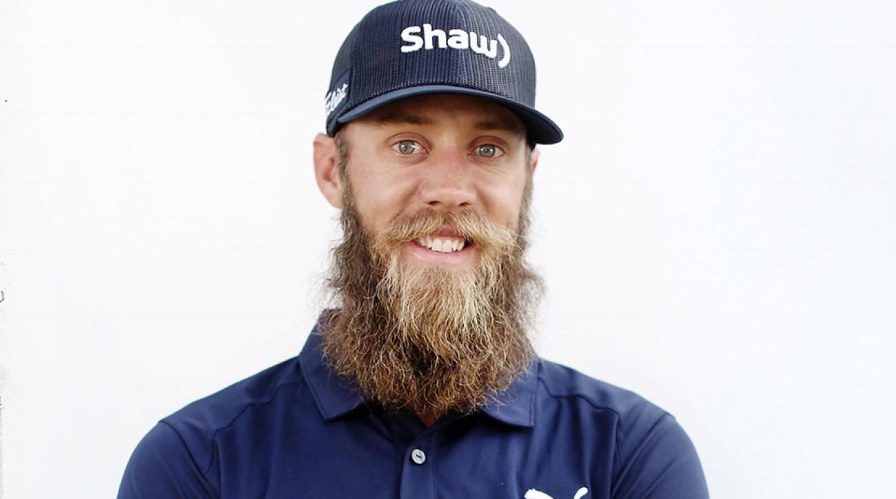 Graham DeLaet poses for a portrait on February 17, 2016 in Pacific Palisades, California.