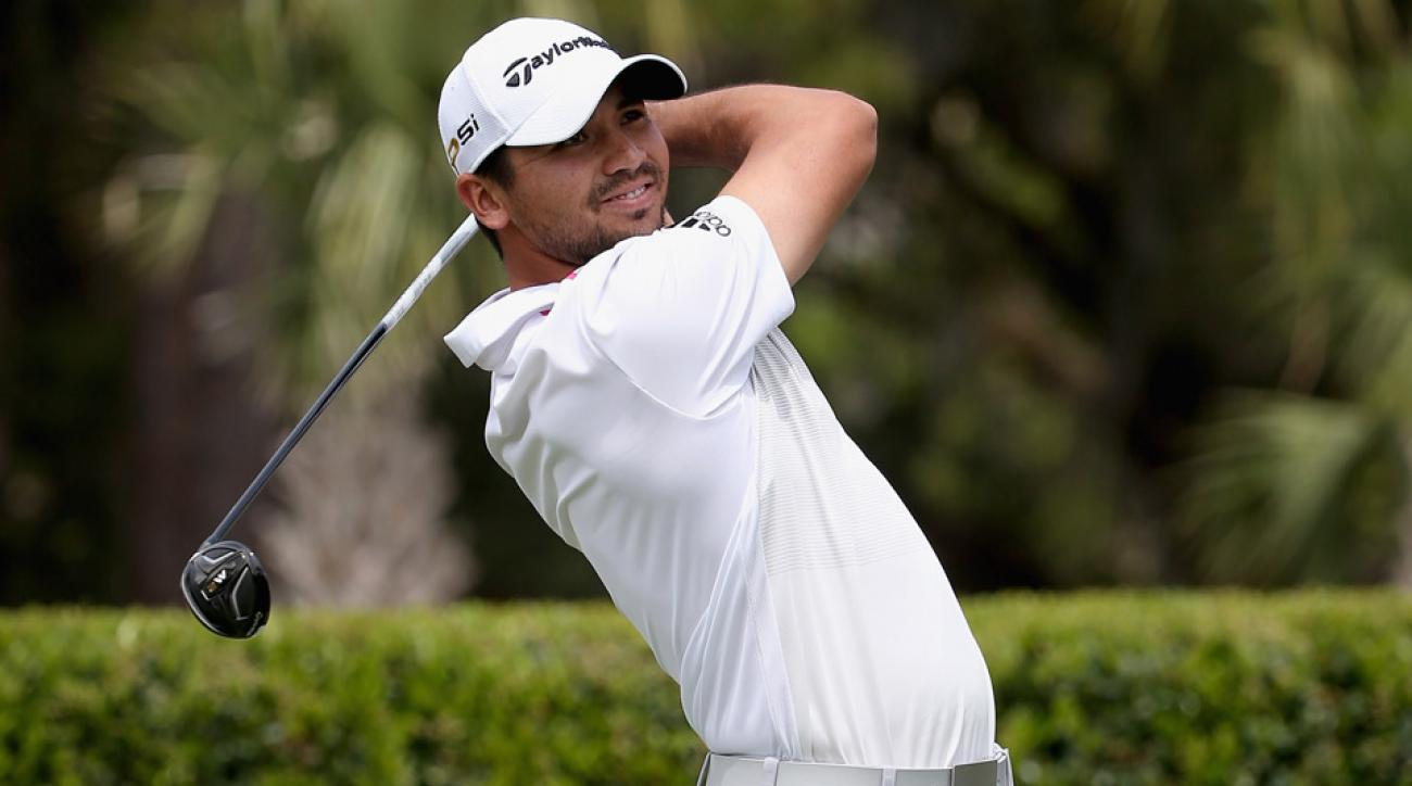 Jason Day on Thursday at the 2016 RBC Heritage.
