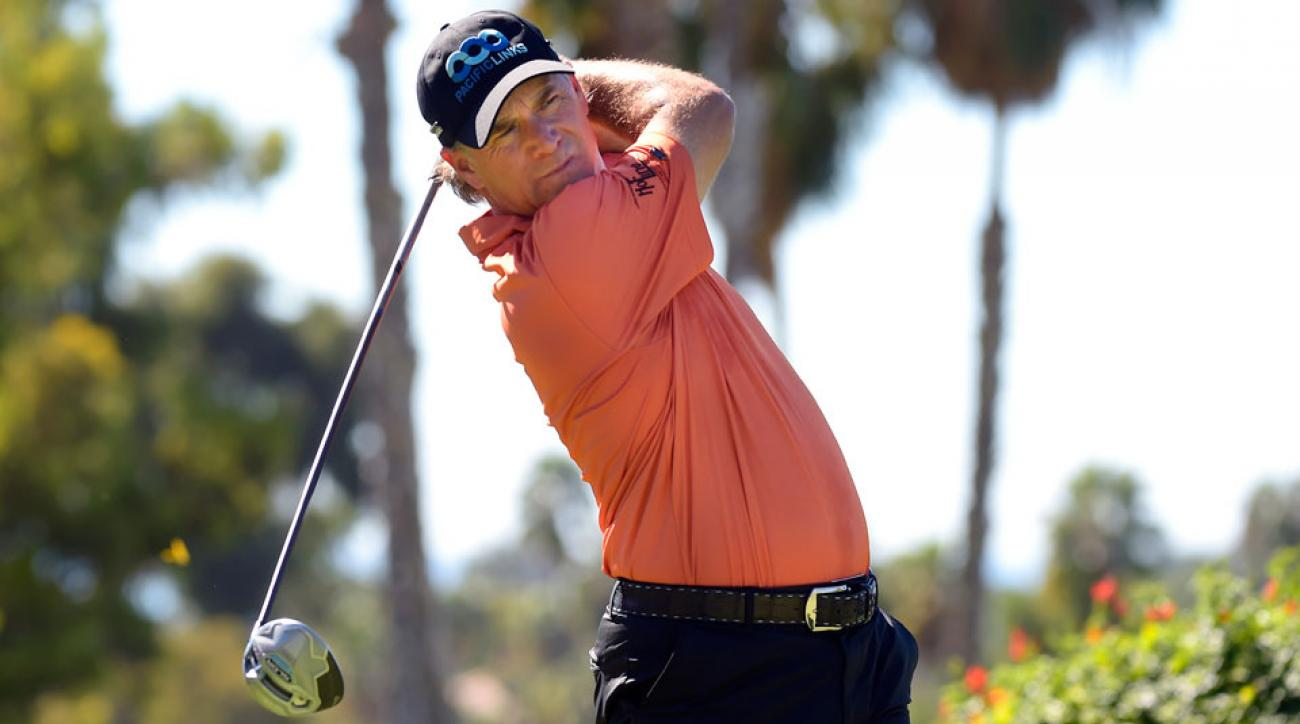 Scott McCarron won three times on the PGA Tour from 1996 to 2001.