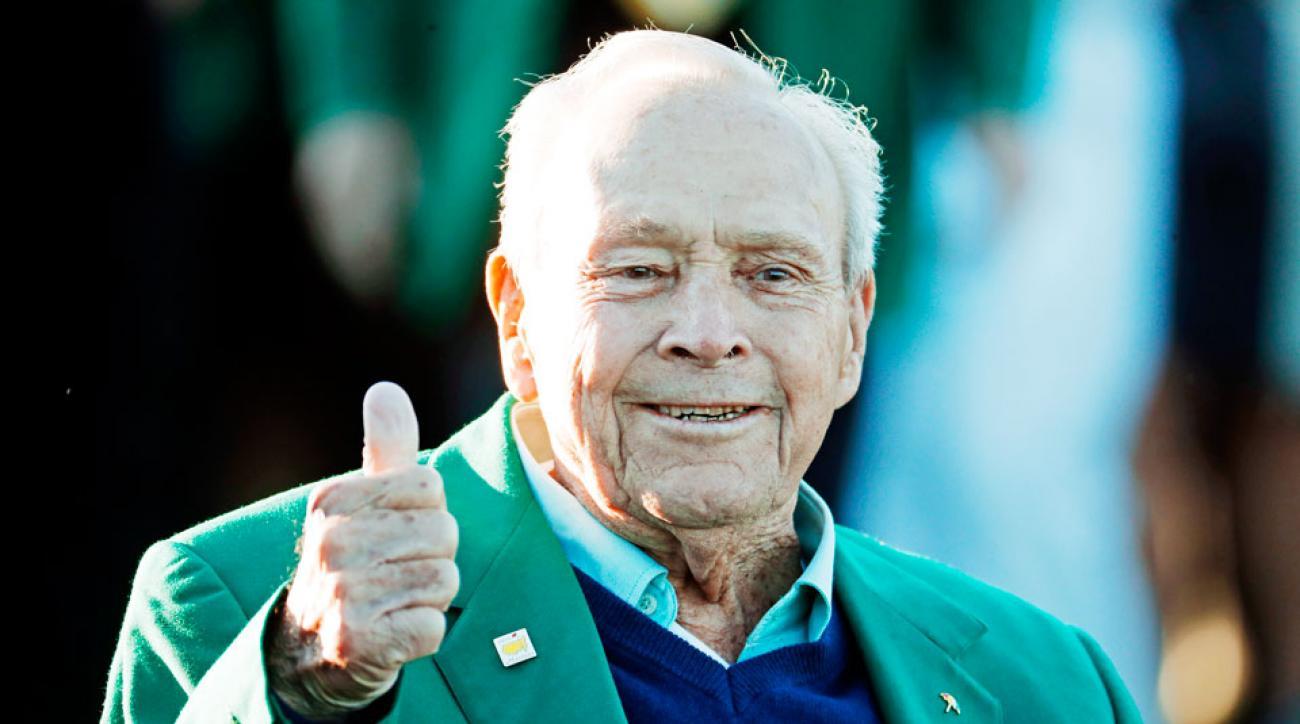Arnold Palmer Announce...