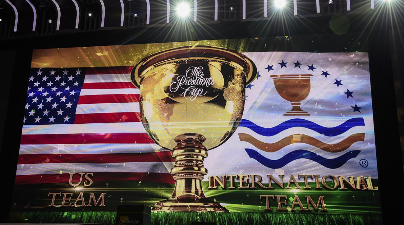 The Internationals Might Have Boycotted Presidents Cup