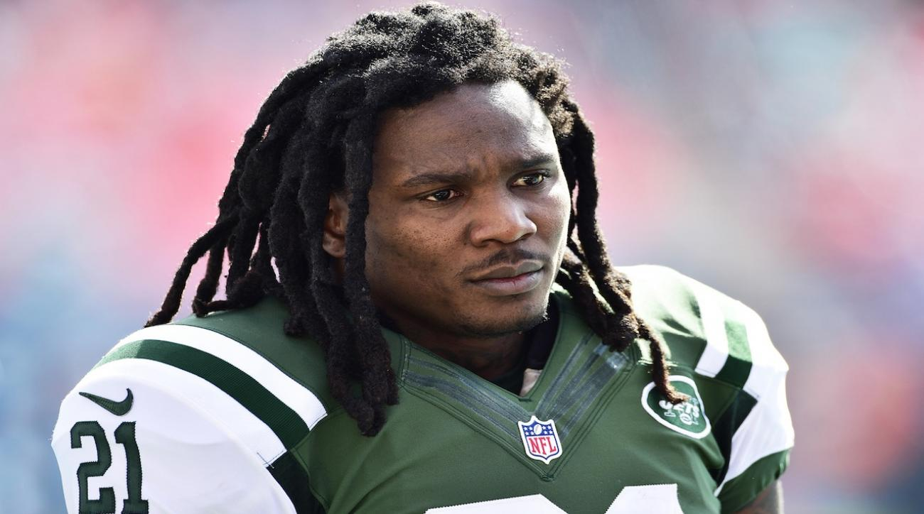 Chris Johnson says Jets lied to him about starting role