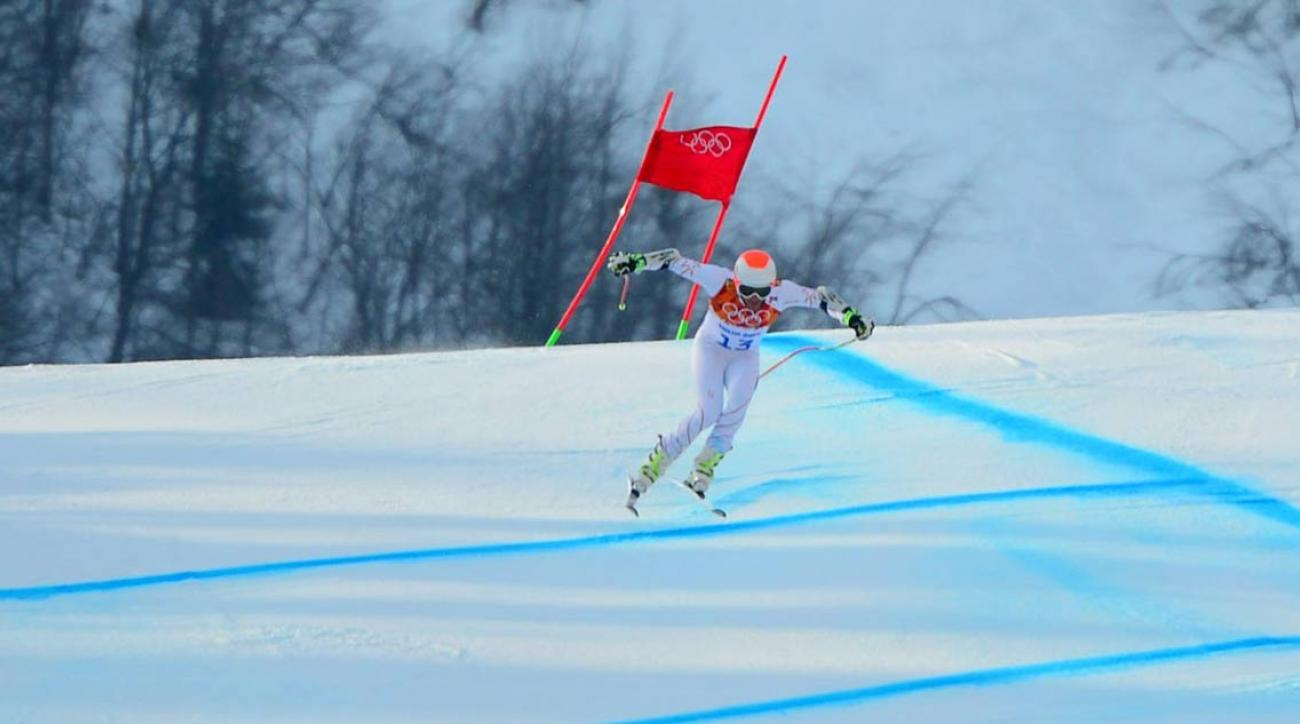 American skier Bode Miller has already locked up a spot in Team USA's downhill squad.