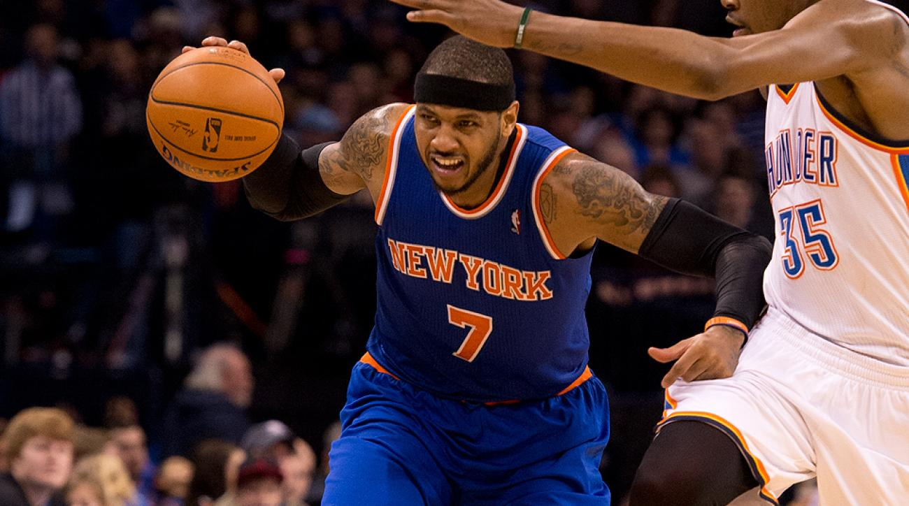 While Carmelo Anthony may have been the missing piece for Chicago, he chose to maximize his money and help the Knicks rebuild.