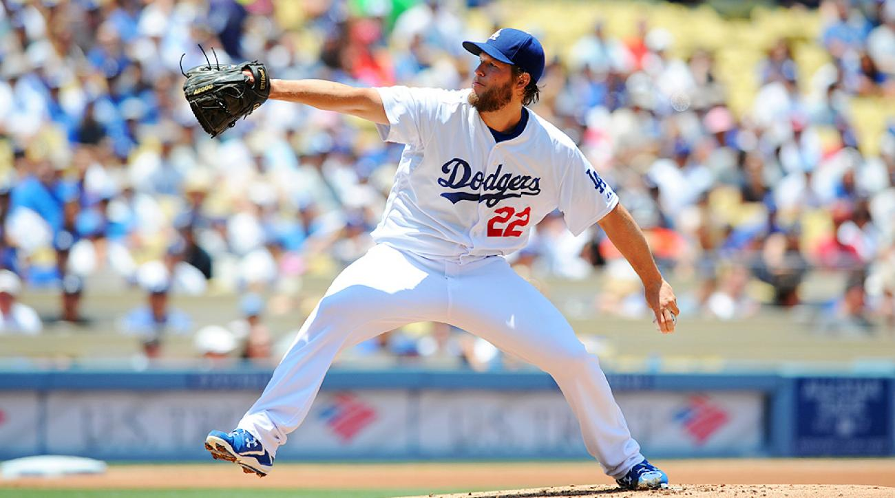 Clayton Kershaw hasn't given up a run in 28 innings, and is 4-0 with a 0.29 ERA in his last four starts.