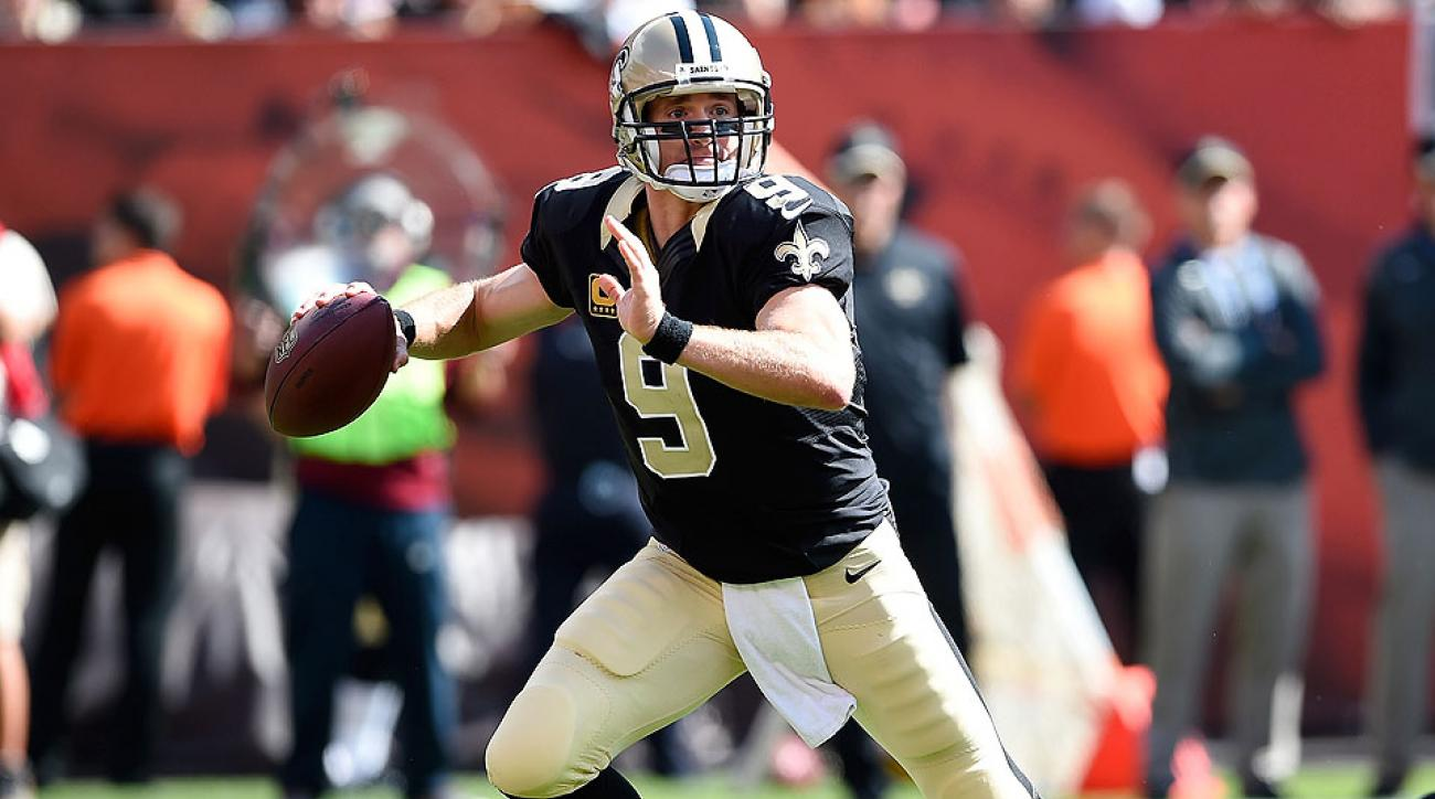 Drew Brees and the Saints are reeling after opening the season 0-2 amid Super Bowl expectations in New Orleans.