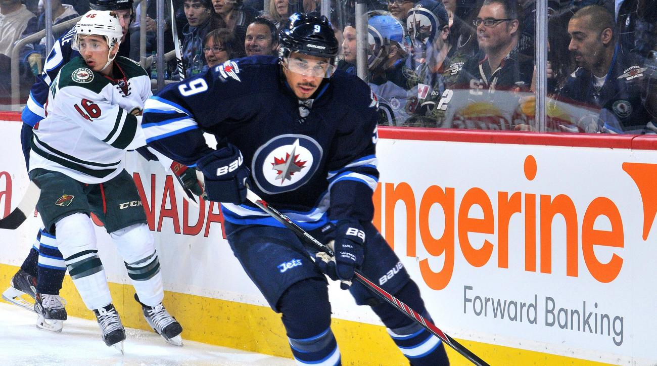 Evander Kane was reportedly disgruntled for most of the year in Winnipeg, but will the Jets actually find a way to trade him?