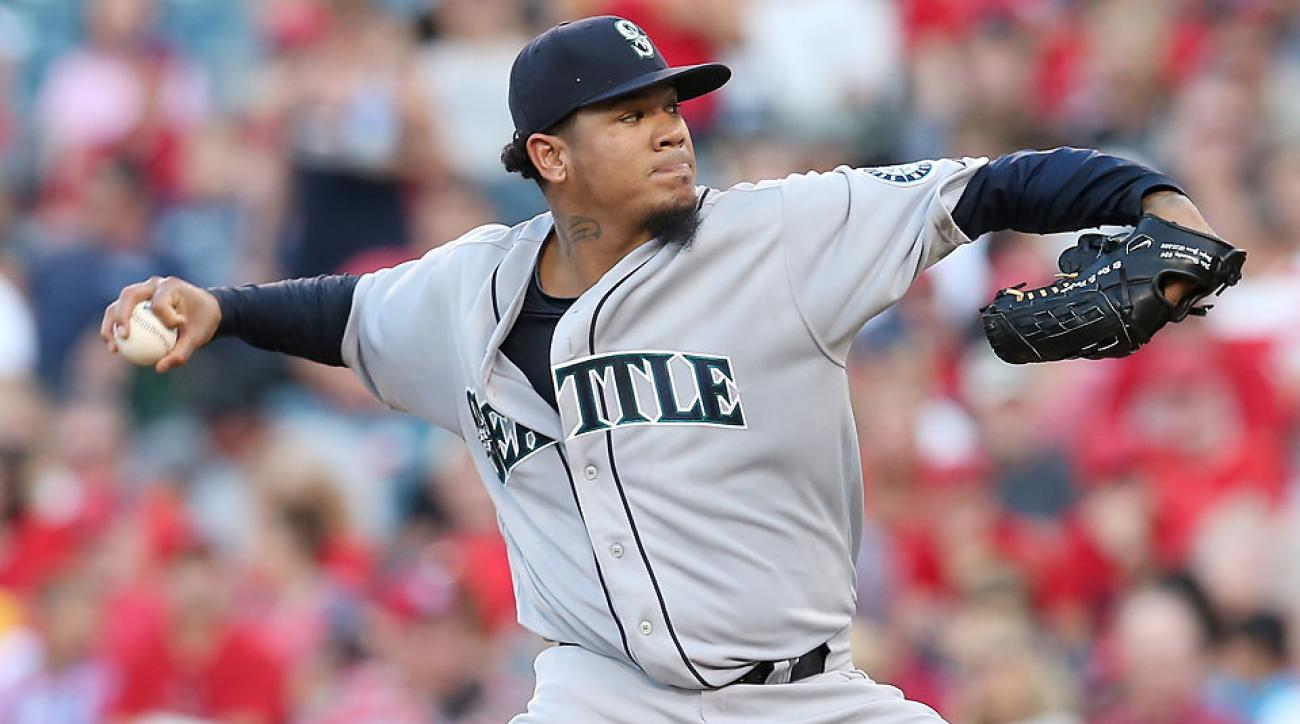 Felix Hernandez goes against the Indians on July 30 and hasn't allowed more than two runs in a start since May 12.