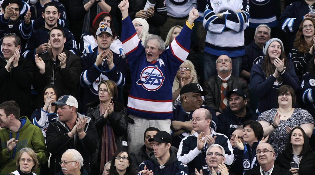 The belief and patience of Jets fans is already being tested by the team's resemblance to the old Thrashers.