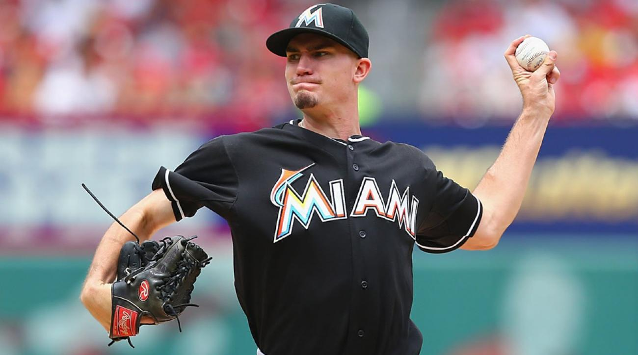 Former Marlins prospect Andrew Heaney was the most notable name added to the Angels' roster this winter.