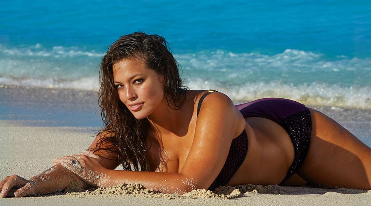 Ashley Graham, SI Swimsuit 2016