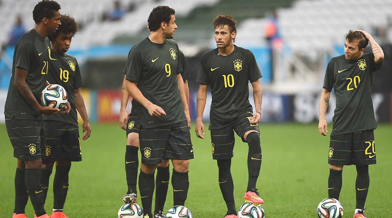 Brazil's World Cup dreams could begin to take shape Thursday in its opener against Croatia.
