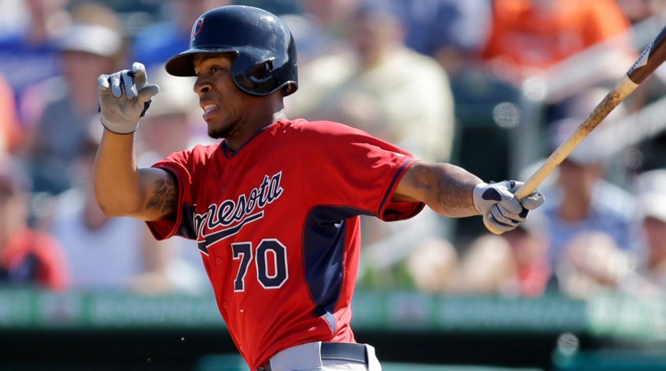 Byron Buxton leads a Twins farm system that was ranked first by Baseball Prospectus in 2014.
