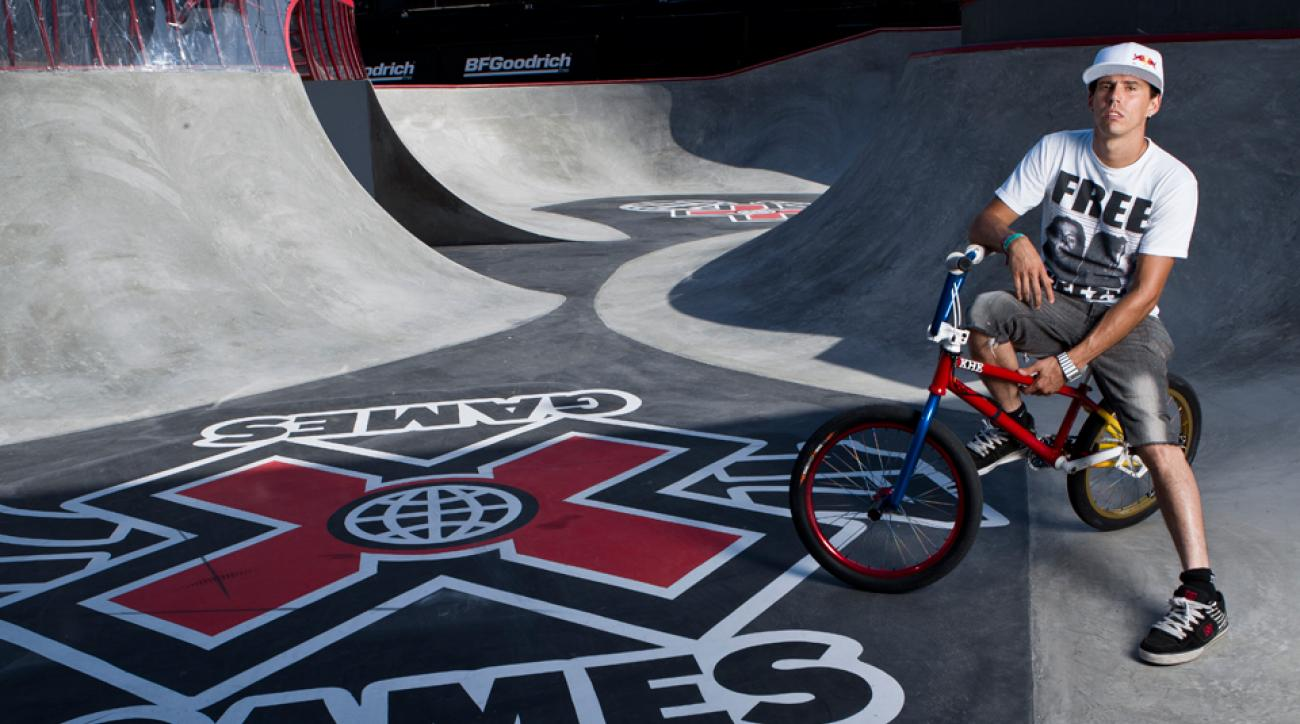 A five-time X Games gold medalist, Daniel Dhers made it to the top of the BMX world, but not before he was tested at every turn along the way.