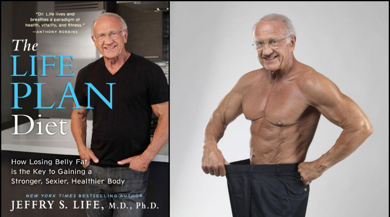 Dr. Jeffry Life, physician, author of two successful books and a crusader against old-age.