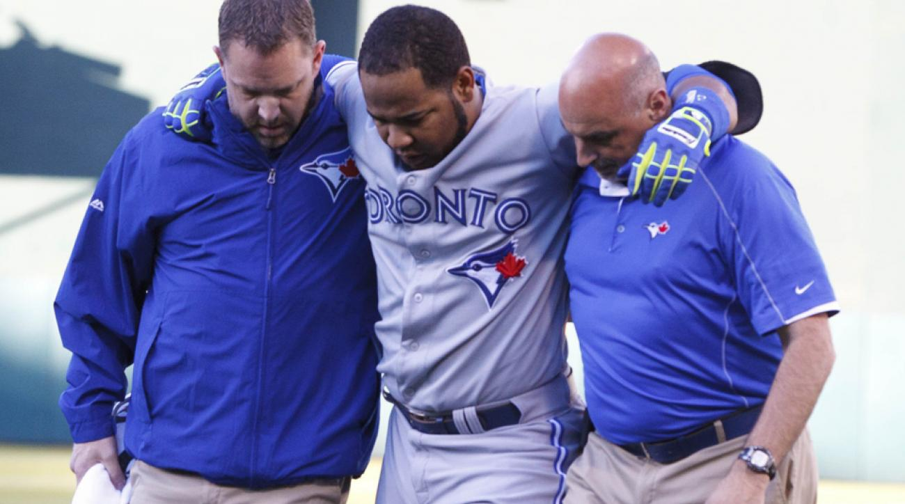 Already struggling to score runs in the month of July, the Blue Jays will have to make due without Edwin Encarnacion likely for another four weeks.