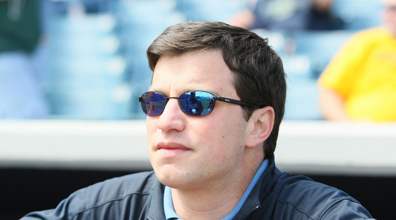 Rays VP Andrew Friedman hired as Dodgers President of Baseball Ops