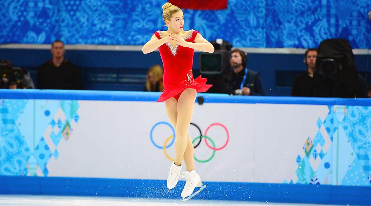She wasn't perfect, but American Gracie Gold avoided calamity and kept her medal hopes alive with a fourth-place score in the short program Wednesday.