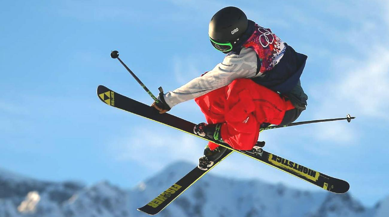 Joss Christensen's slopestyle skiing gold medal was part of a U.S. sweep of the podium in the event's Olympic debut.