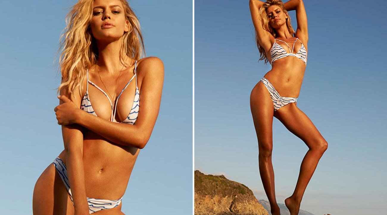 Kelly Rohrbach, SI Swimsuit 2015