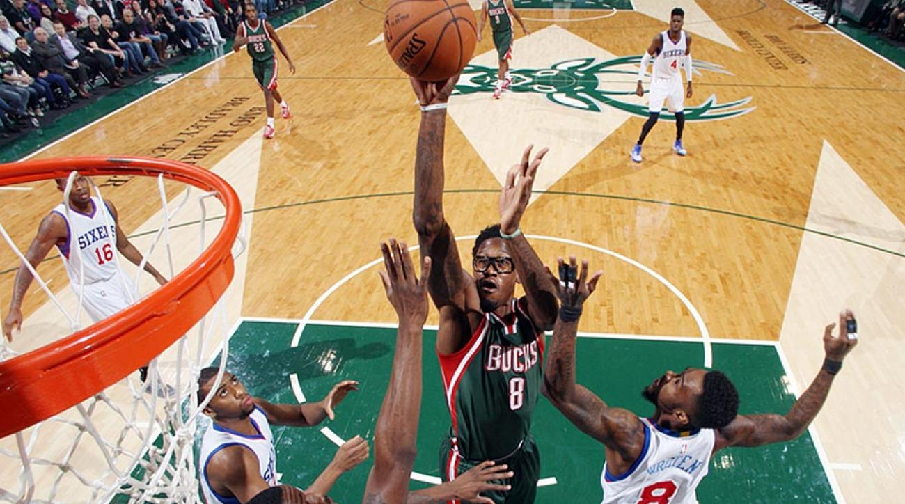 With Larry Sanders healthy and contributing, the Bucks are among the NBA's biggest surprises.
