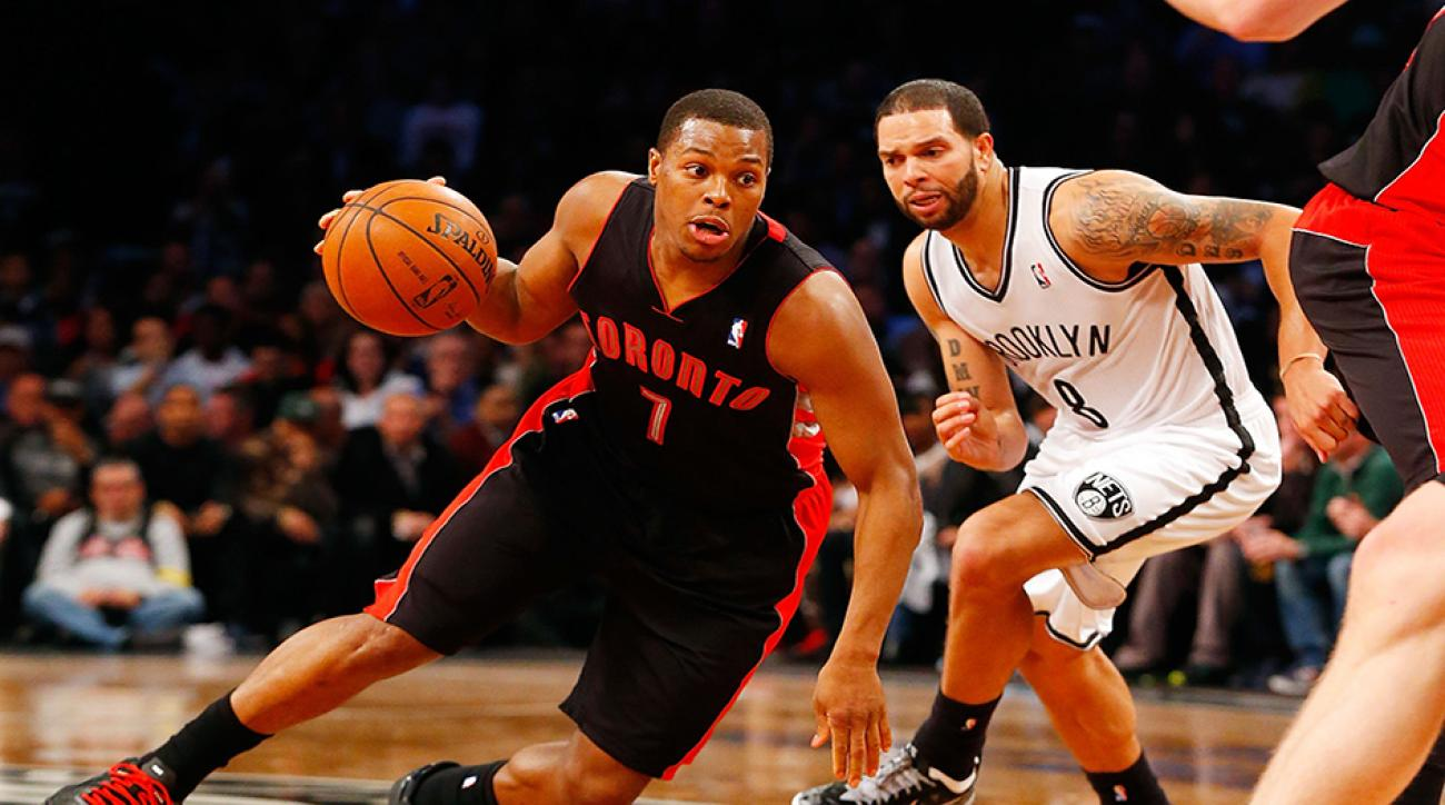 Kyle Lowry is reportedly nearing an agreement on staying in Toronto