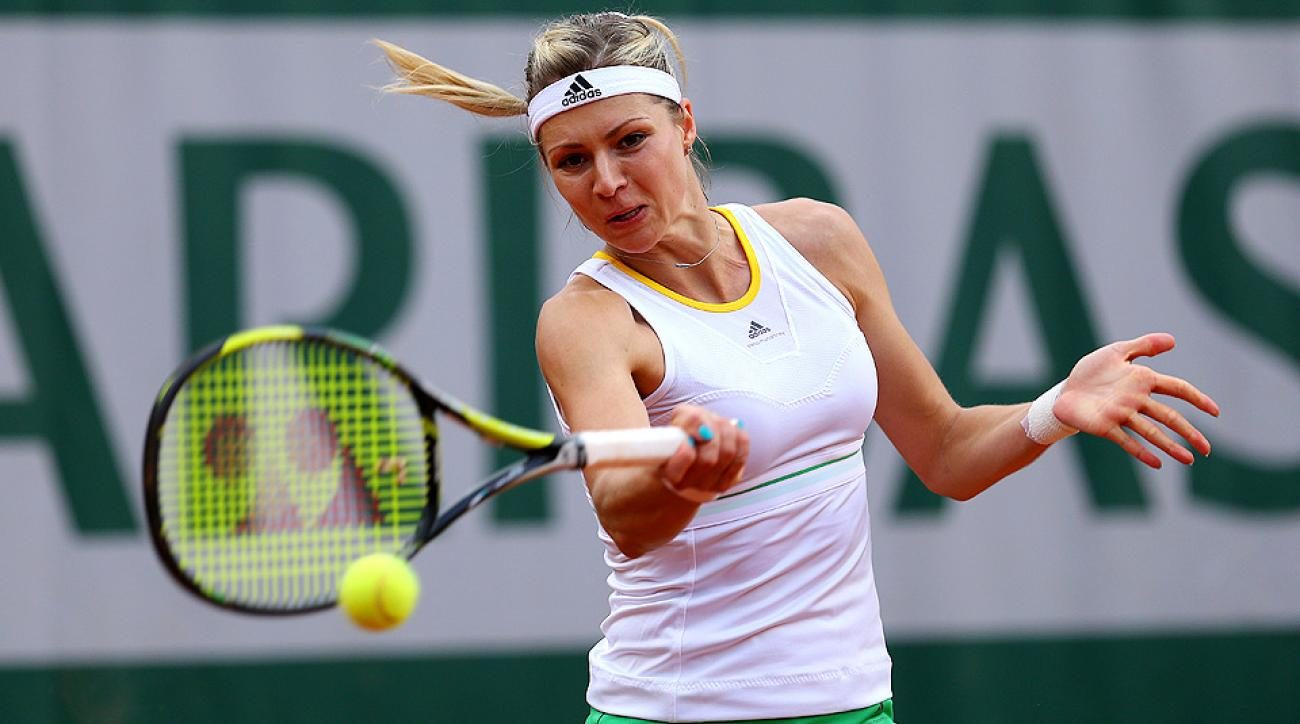 Maria Kirilenko and Alex Ovechkin got engaged on New Year's Eve 2012, but Kirilenko ended the engagement Monday.